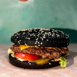 Bang Black Burger